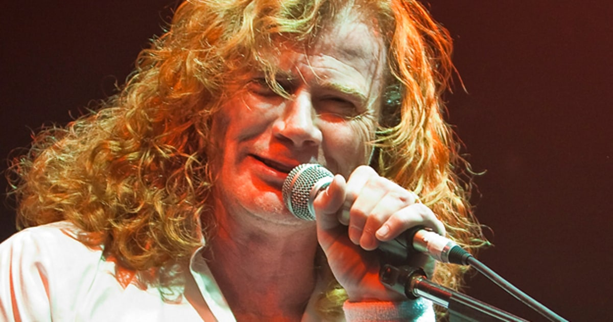 Dave Mustaine On His Controversial Politics I Learned A