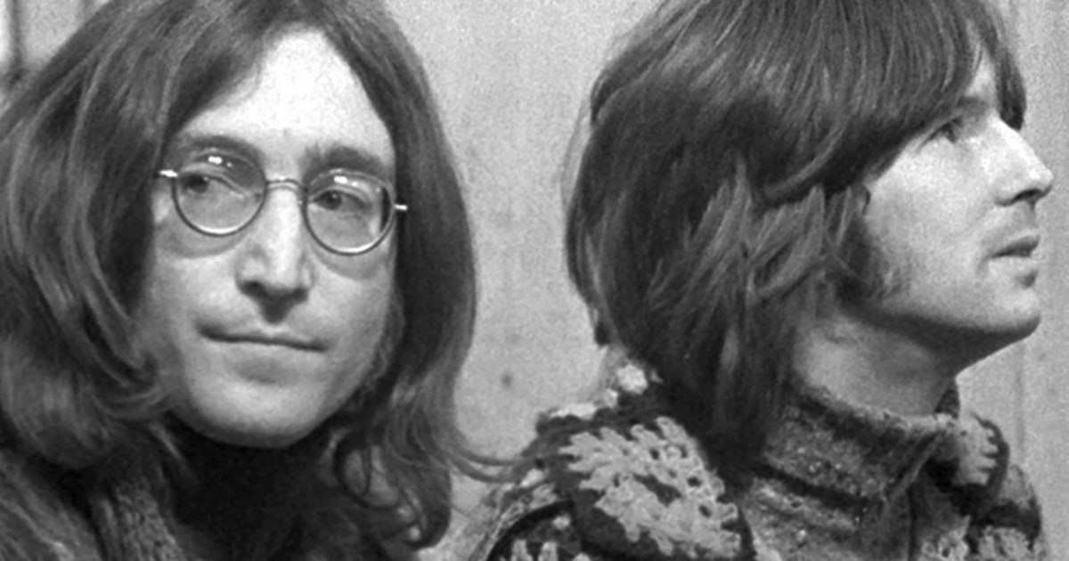 A Letter John Lennon Wrote To Eric Clapton Will Be Put Up