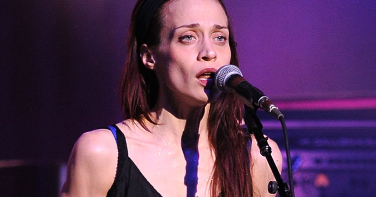 fiona apple container