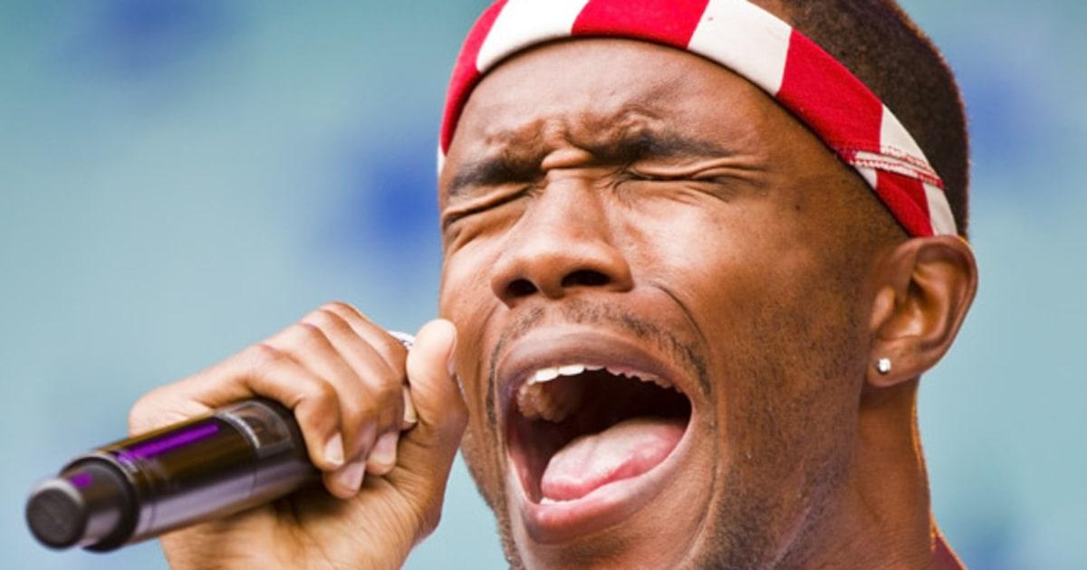 Frank Ocean Describes Relief He Felt After Coming Out ...
