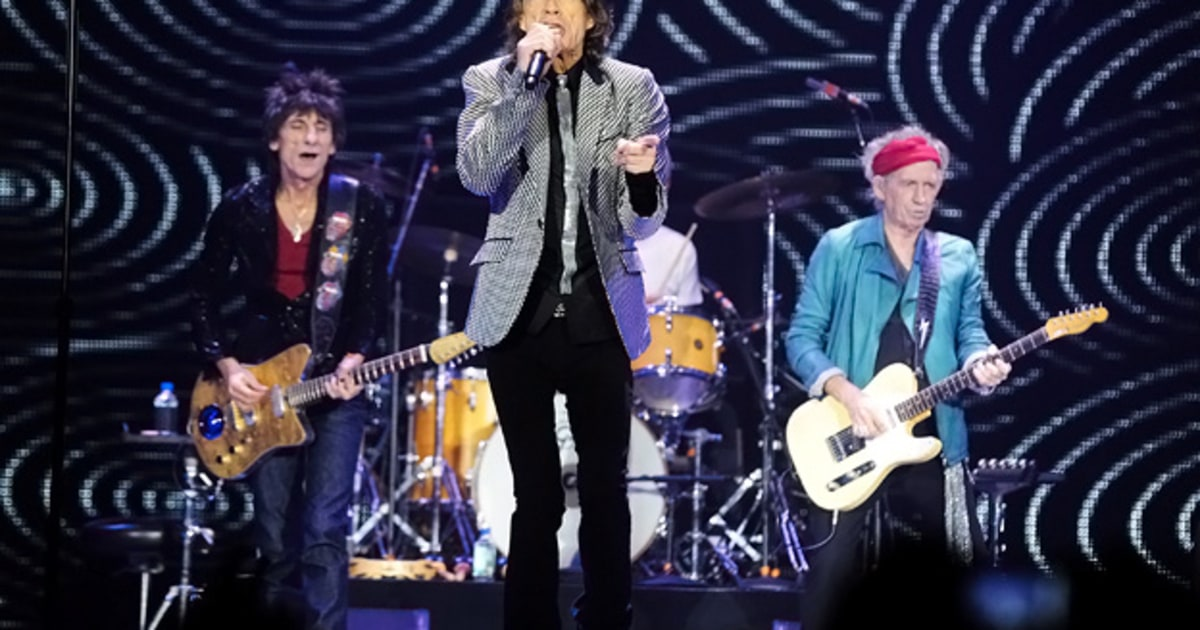 The Rolling Stones' 50th Anniversary Tour Blasts Off in ...