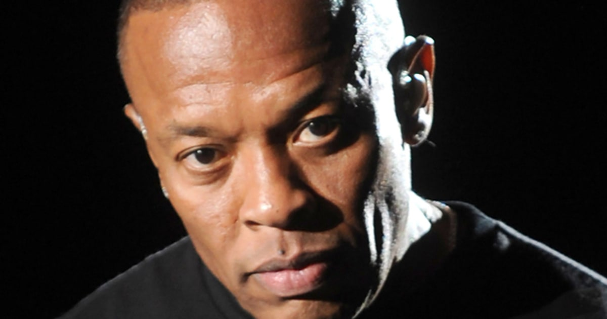 Forbes Places Dr Dre In The Number One Slot For Highest