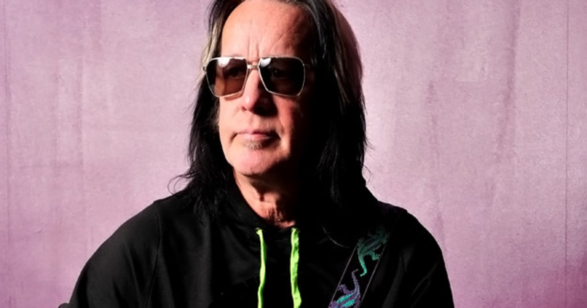 Todd Rundgren Brings His Personal Burning Man To