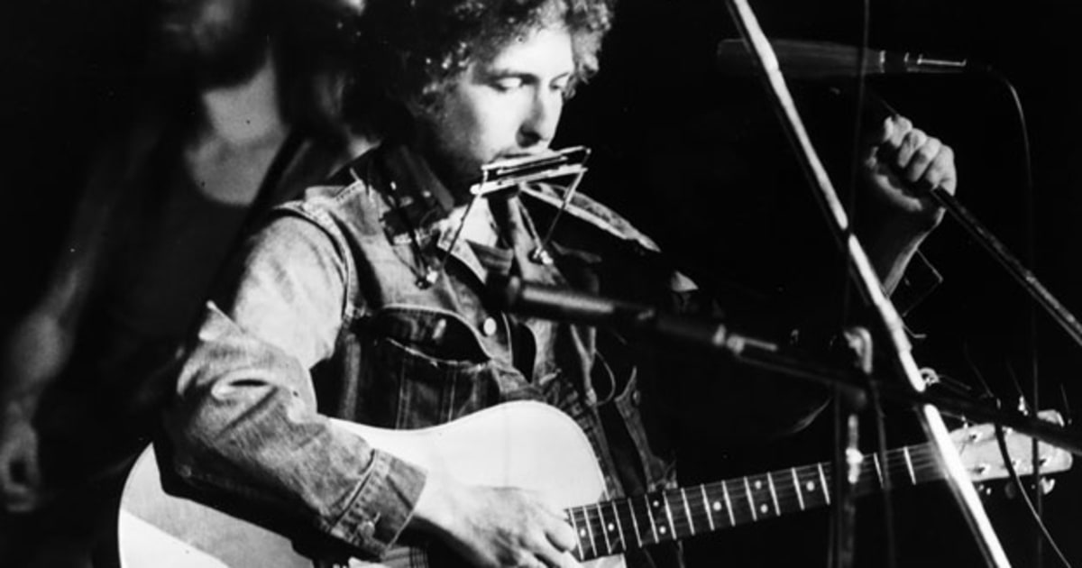 Bob Dylan: Everybody Wants Me to Be Just Like Them ...