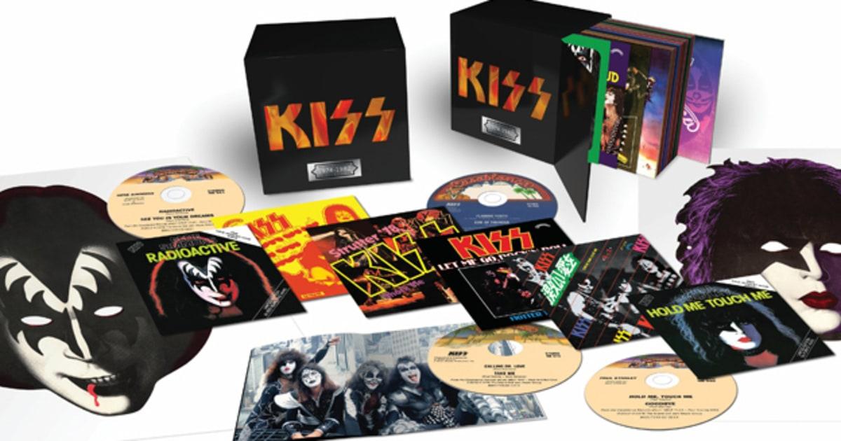 Win A Kiss Casablanca Singles Box Set Rolling Stone