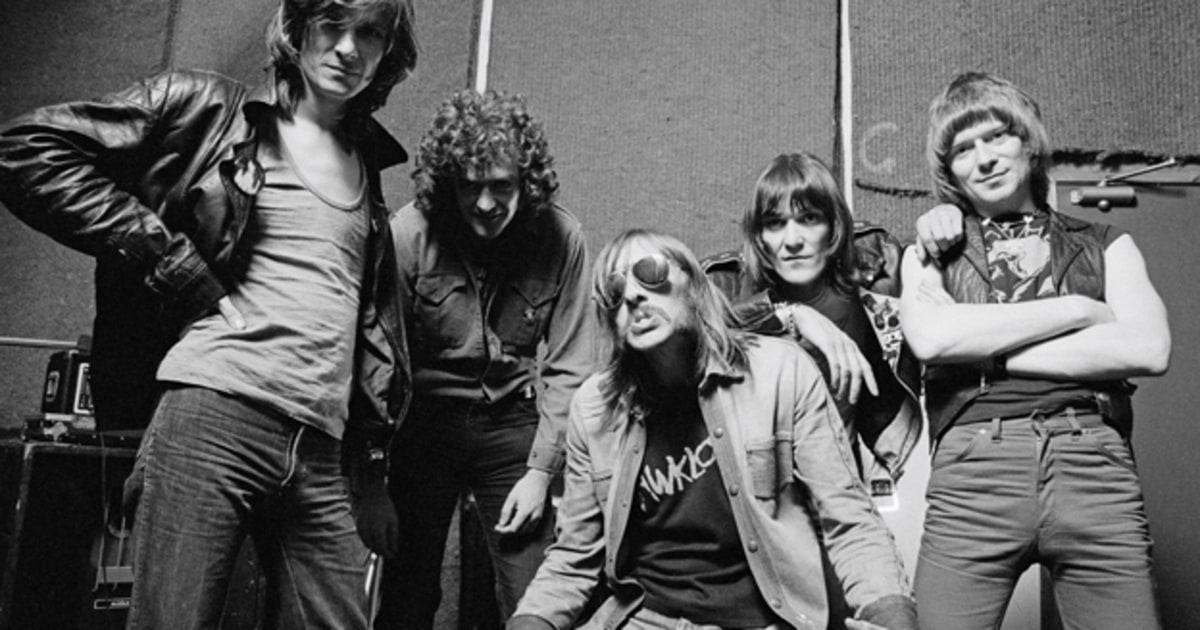 Hawkwind Guitarist Huw Lloyd Langton Dead At 61 Rolling