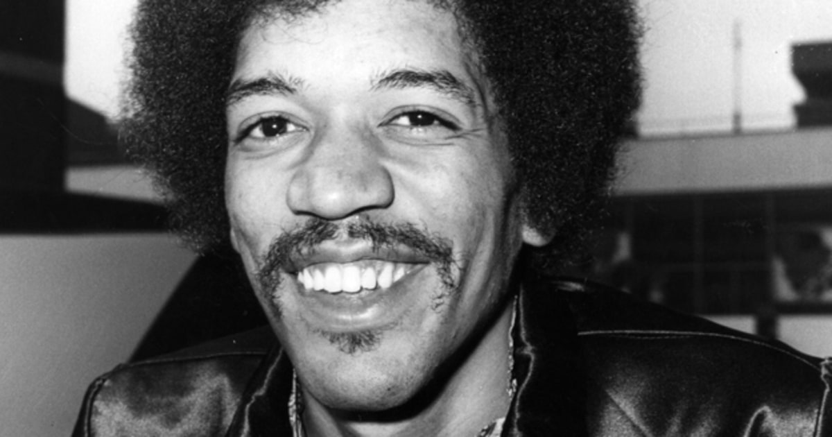Heroine To The Rescue: Jimi Hendrix Is Innocent - Rolling ...