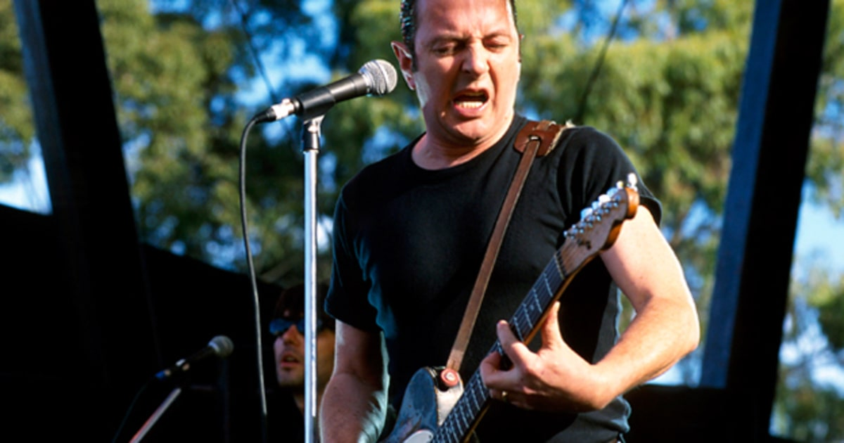 Joe Strummer Honored With Plaza in Spain - Rolling Stone
