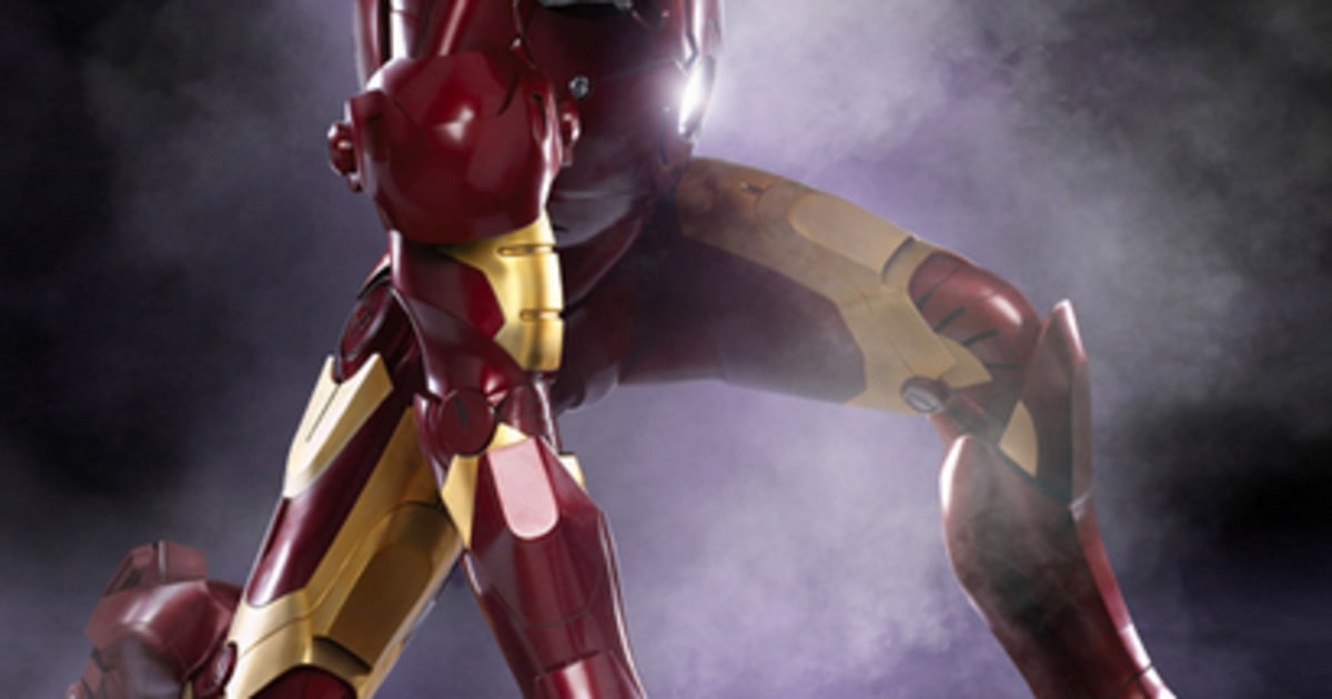 Ironman: Full Body   Ironwear: 2008's Hot Suit   Rolling Stone