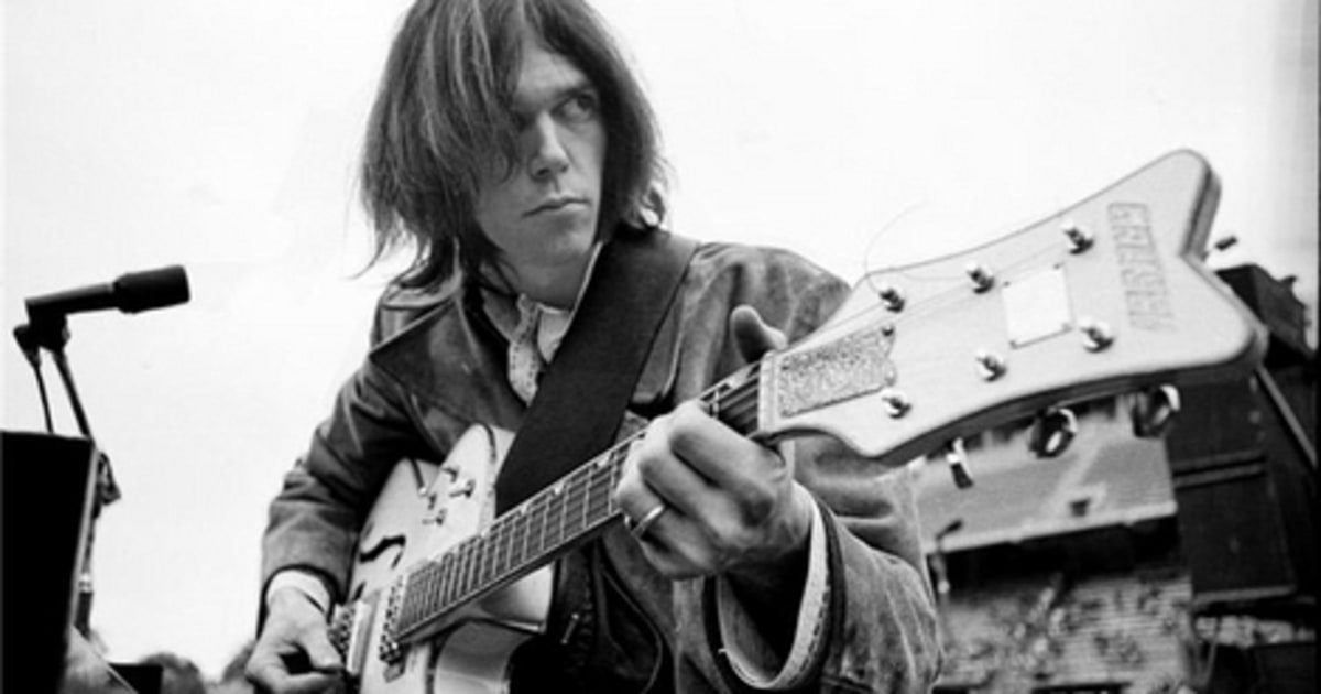 Henry Diltz California Dreaming Neil Young 1969 Neil