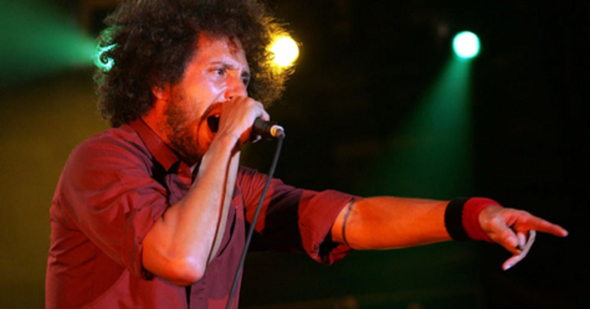 rage against the machine political songs