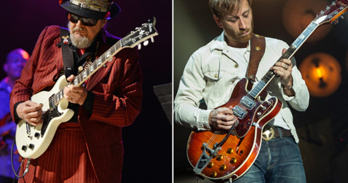 Dr John To Join Black Keys At Grammys Rolling Stone