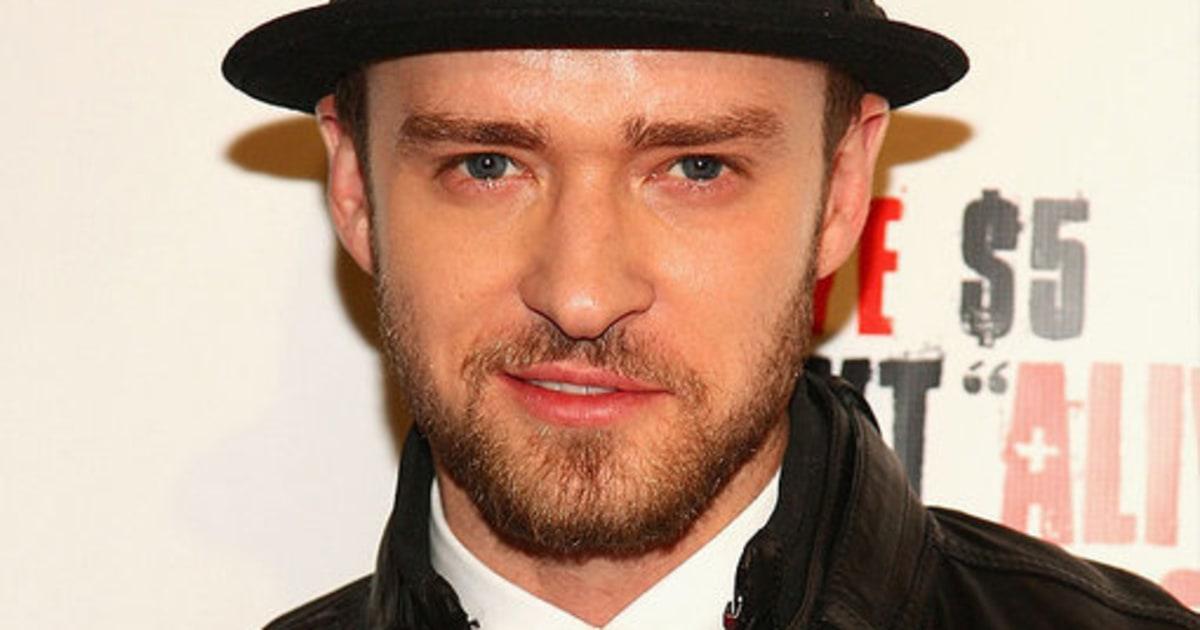 Justin TImberlake | Rock Star Beards | Rolling Stone
