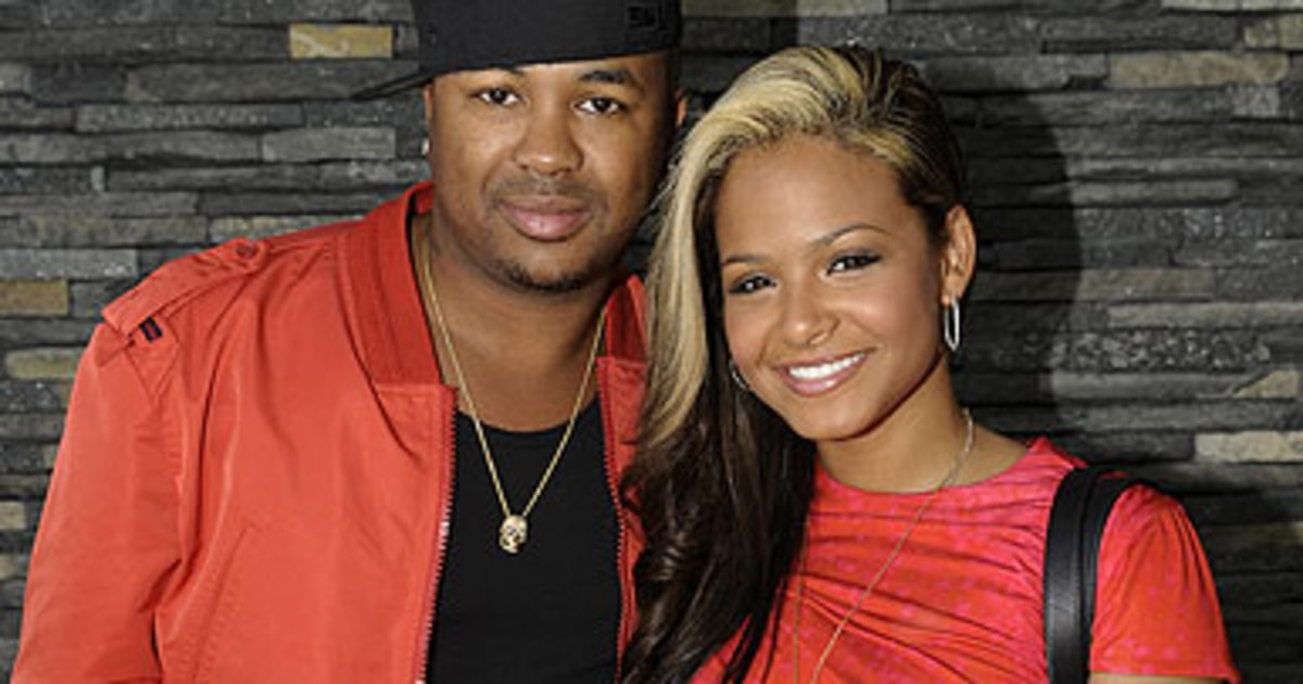 christina milian and the dream dating