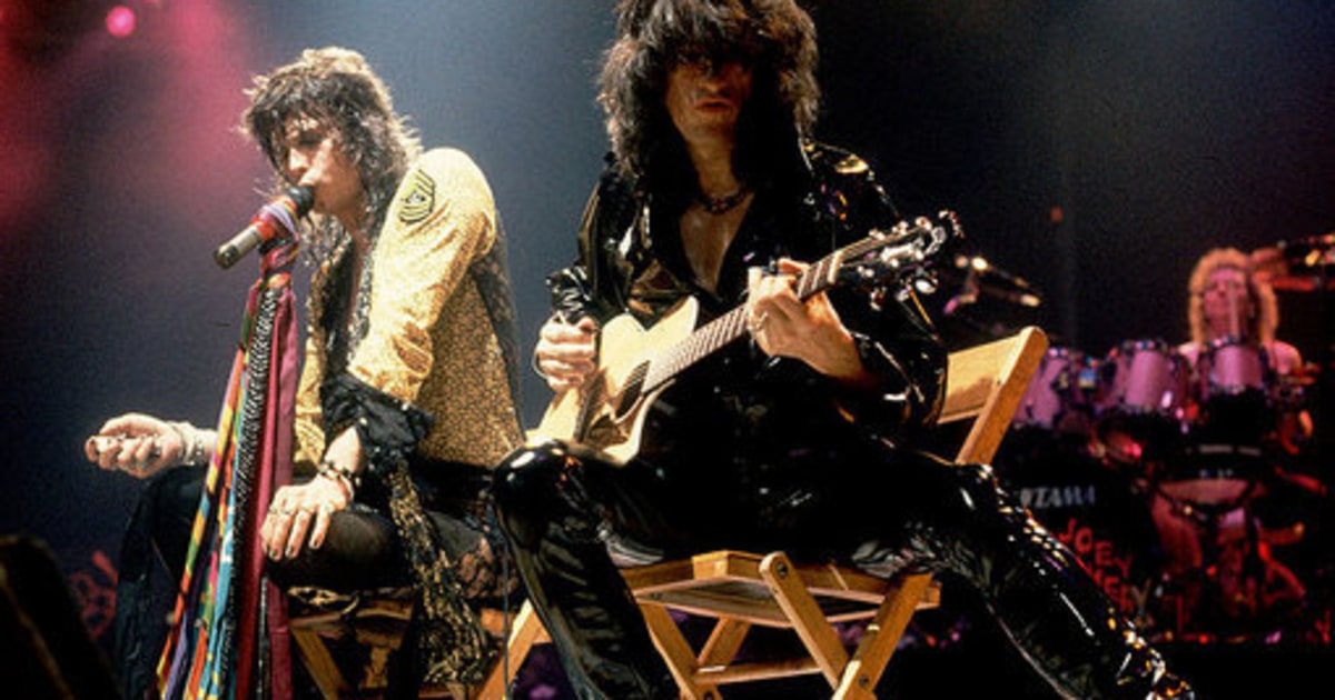 A look at the story of the aerosmith bands of the 70s