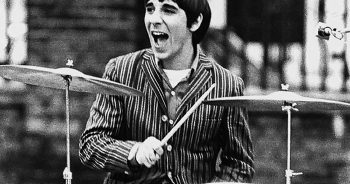 Keith Moon: The Different Drummer