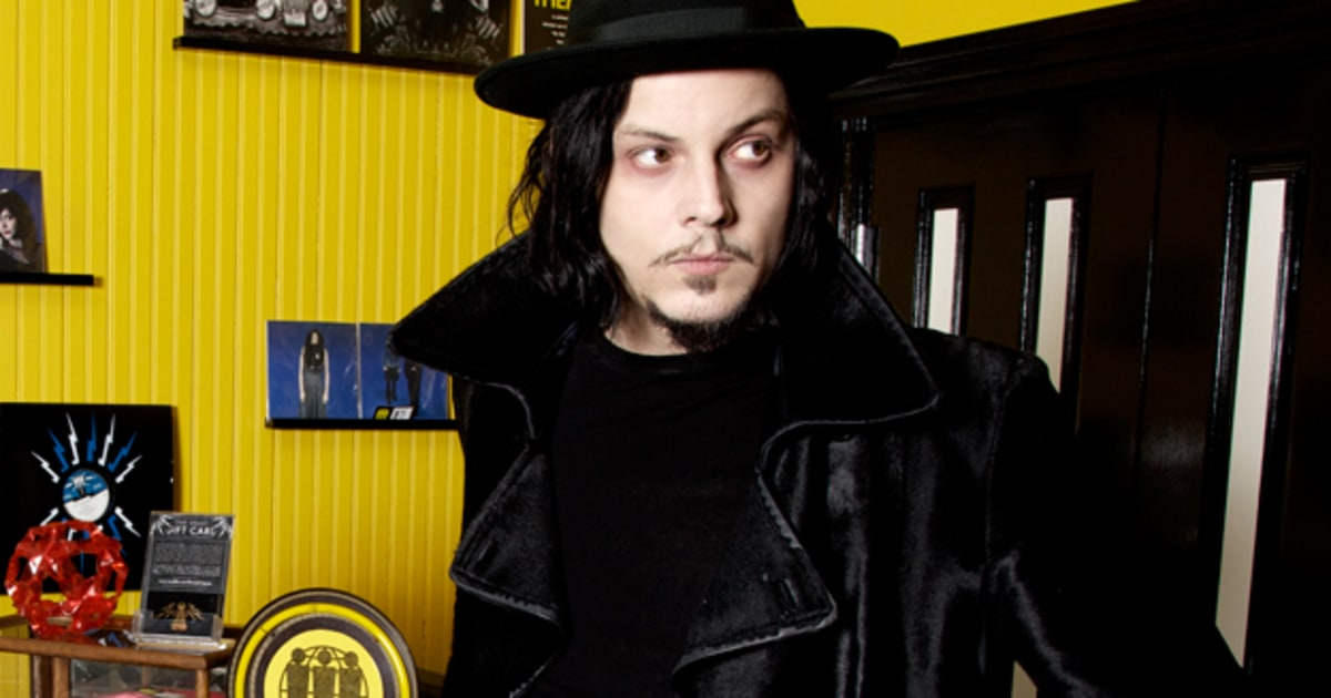 Q Amp A Jack White On New Dead Weather And Solo Tracks Radio