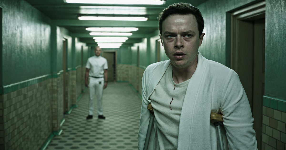 See Creepy Trailer for Gore Verbinski's 'A Cure For Wellness' - Rolling Stone