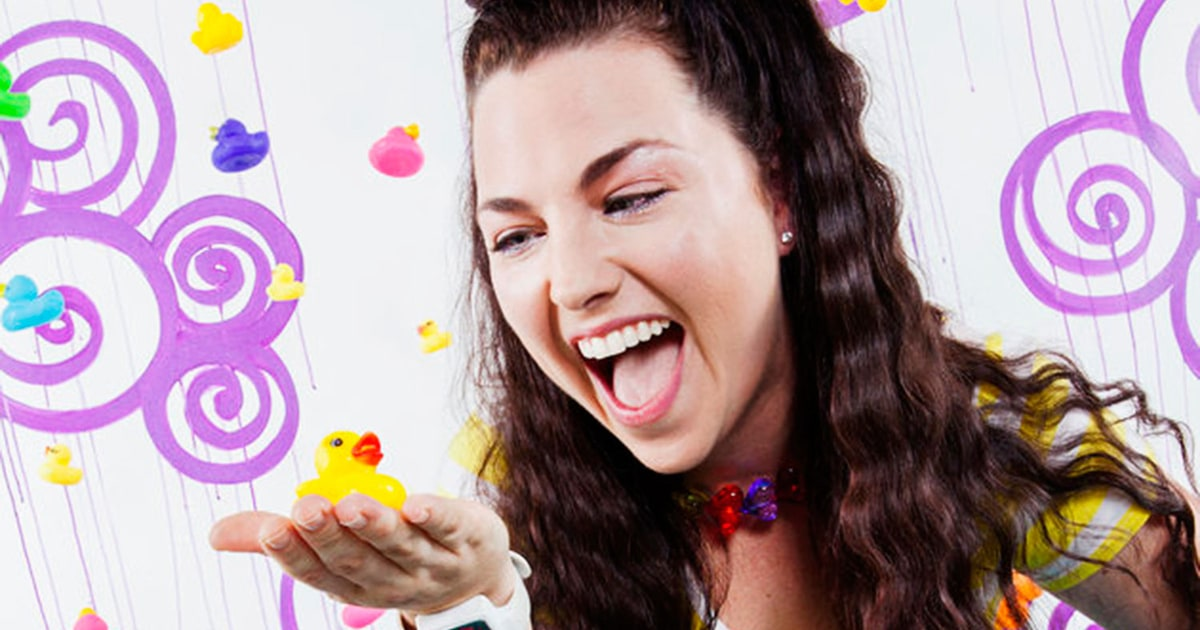 Watch Amy Lee's Charming Video From Upcoming Children's Album news