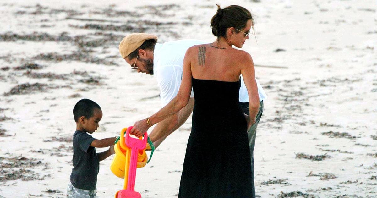 Brad Pitt Angelina Jolie: A Timeline of Their Relationship