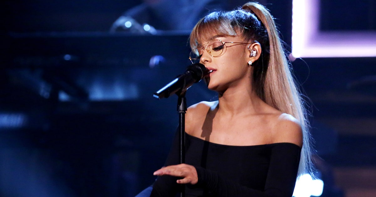 Ariana Grande Drops Irresistible New Song Into You news
