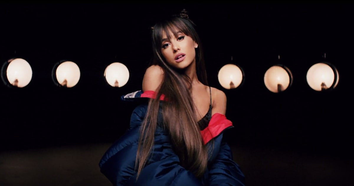 Watch Ariana Grande's Bubbly New Lyric Video for 'Everyday ...