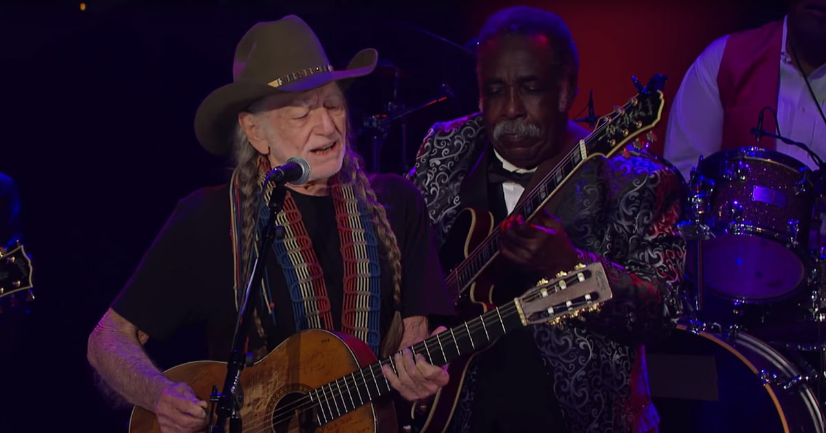 Willie Nelson on Merle Haggard: 'We Had a Lot of Fun Together' news