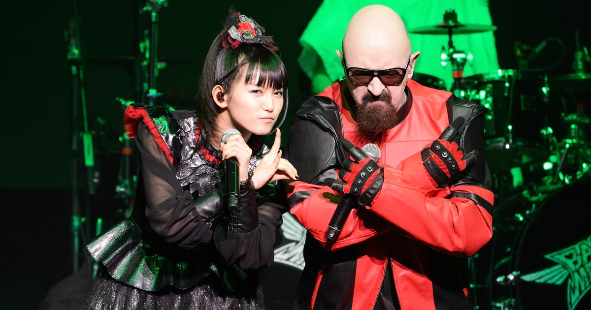 Watch Babymetal Show 'Karate' Dance Moves, Talk Song's Empowering Message news