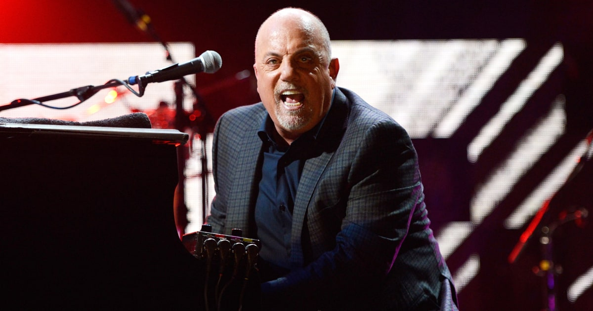 Watch Billy Joel Stellar 12/12/12 Performance - Rolling Stone