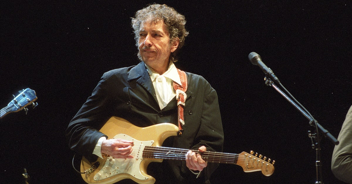 Bob Dylan - Bob and the Band In The Albert Hall 1966