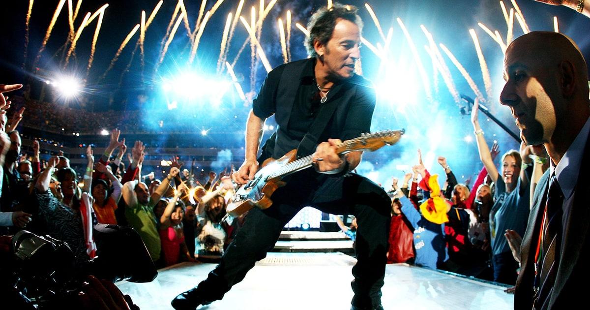 Ακούστε τις 3 πρώτες εκπομπές του Γ. Πετρίδη για τον B Springsteen