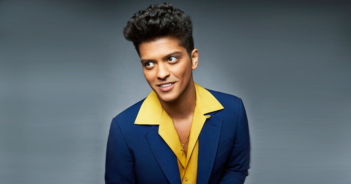Weekend Rock Question: What Is Bruno Mars' Best Song? news