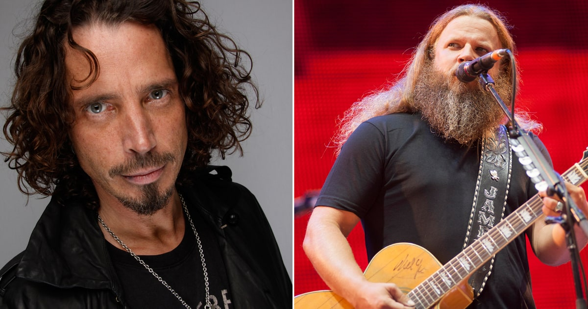 Chris Cornell, Jamey Johnson Set for New Johnny Cash Album ...
