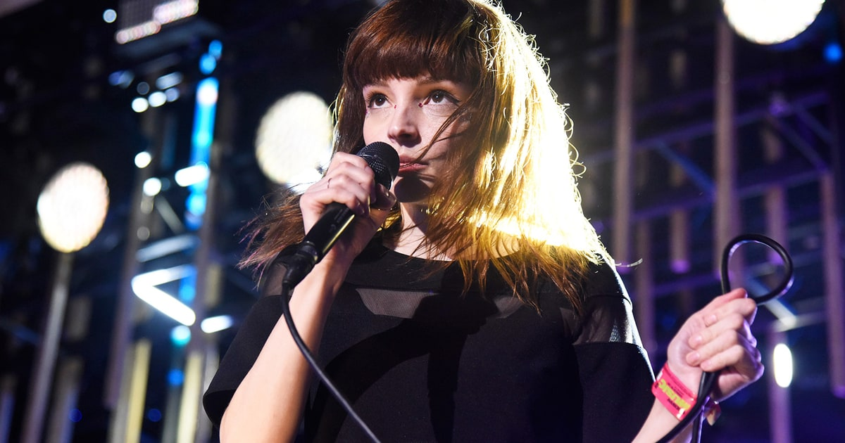 Watch Chvrches Emotive Live Cover Of Calvin Harris