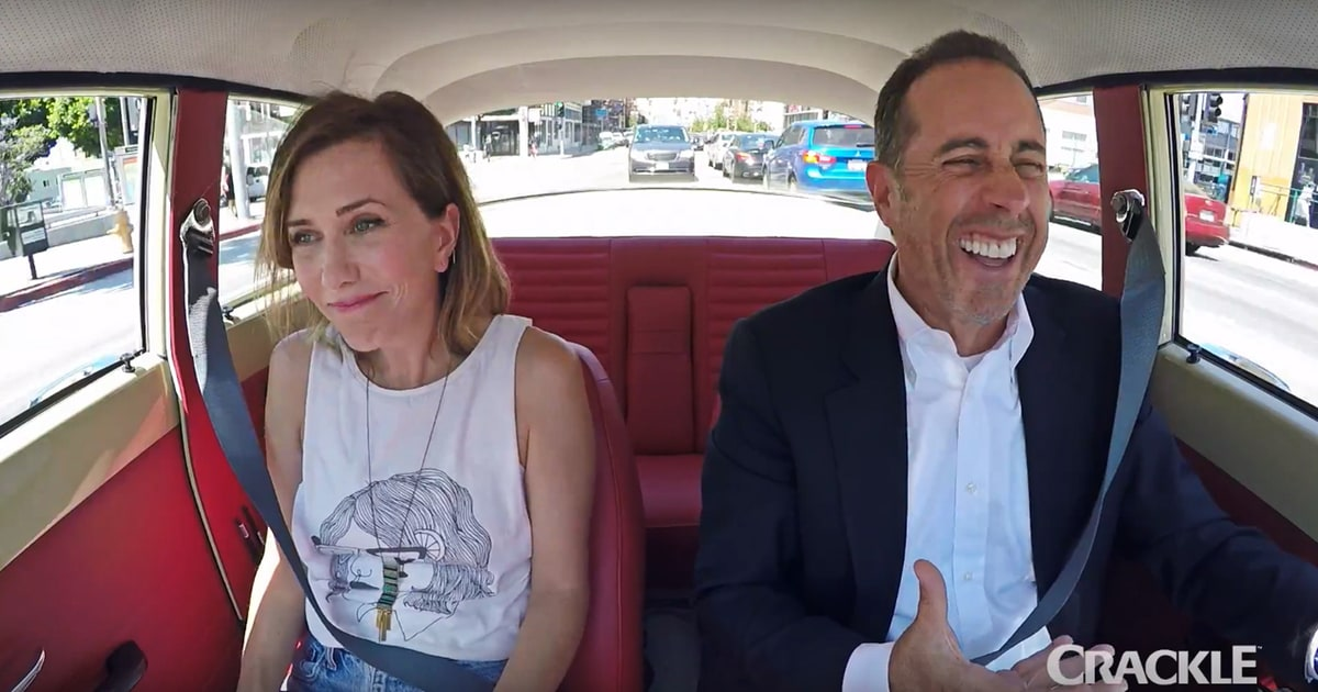 Jerry Seinfeld Comedians In Cars Getting Coffee Watch Online