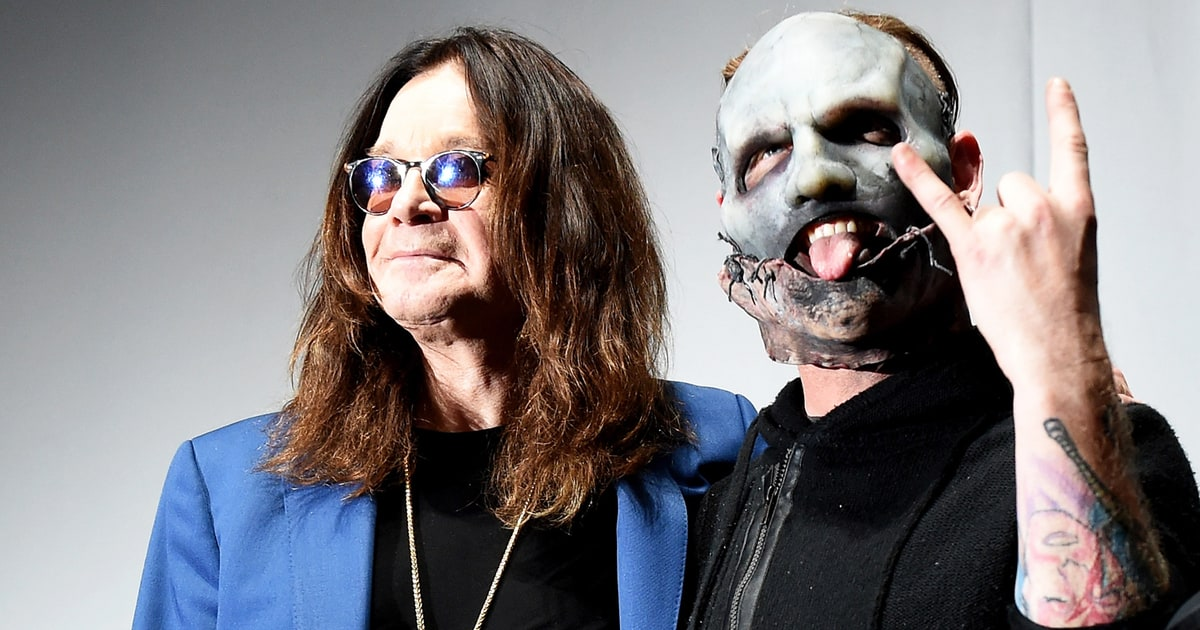 Watch Slipknot Discuss Meaning Behind Wearing Masks news