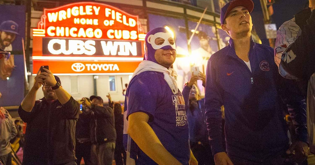 Chicago Cubs Wrigleyville Neighborhood Experiences Change  - Rolling Stone