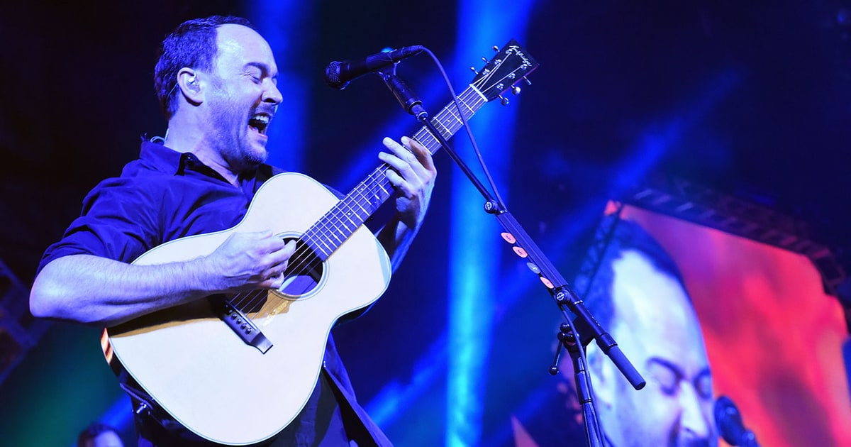 dave matthews plots musicthemed travel show rolling stone