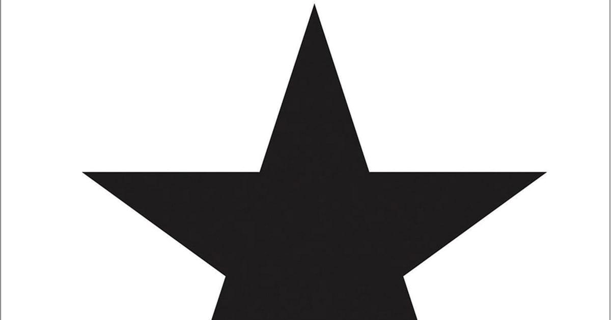 black star of david - photo #23