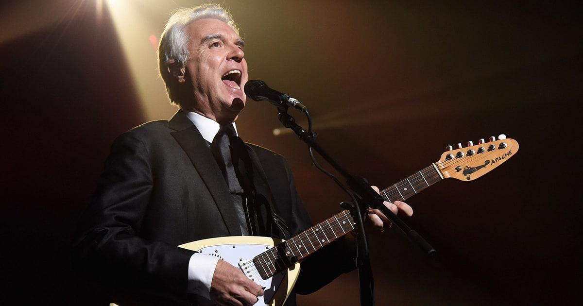 Watch David Byrne Lead Whitney Houston Karaoke at Variety Show. Whitney Houston   Rolling Stone