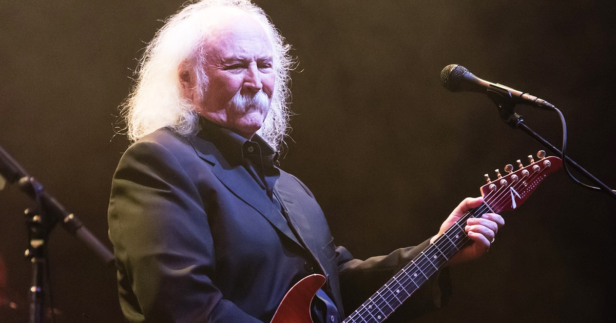 The Lighthouse Tour David Crosby