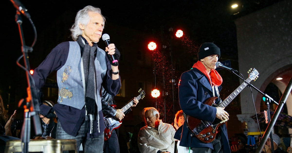 & See the Doors Celebrate 50 Years at Los Angeles Ceremony - Rolling Stone