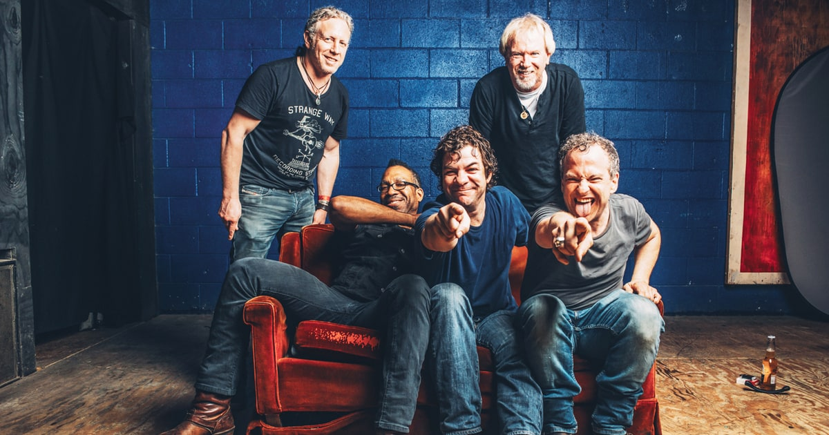 Track His Phone >> Hear Dean Ween's Trippy, Diverse Solo Debut LP - Rolling Stone