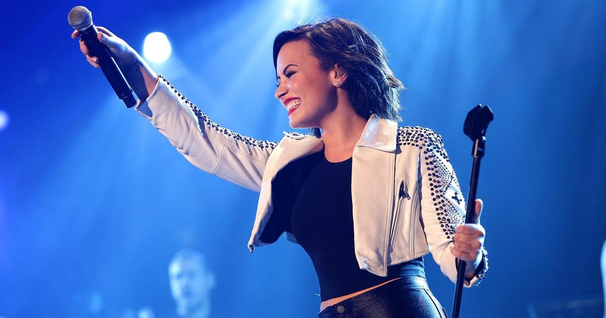 Demi Lovato Tour Songs