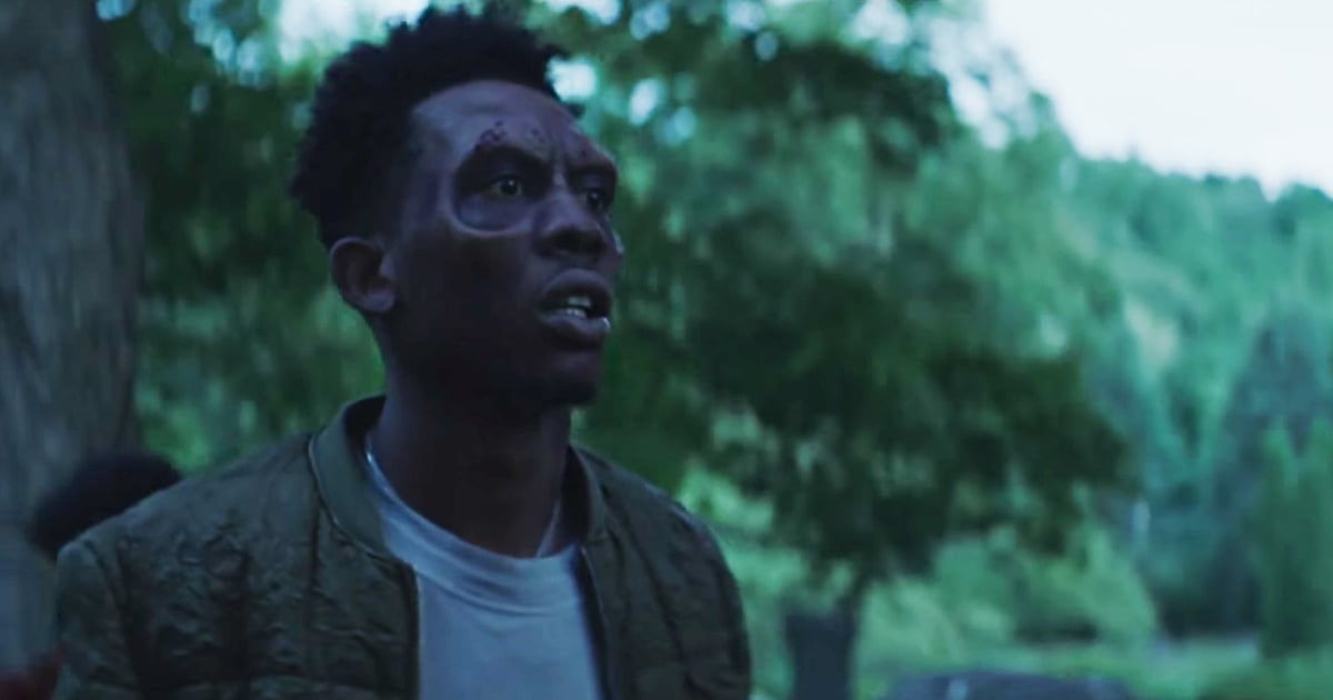 Watch Desiigner S Gruesome Zombie Walk Video Rolling Stone