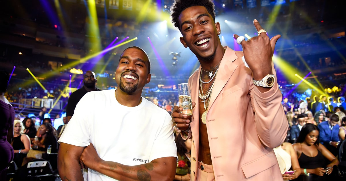 Desiigner Hit up His Prom With Friends and a Rolls Royce news
