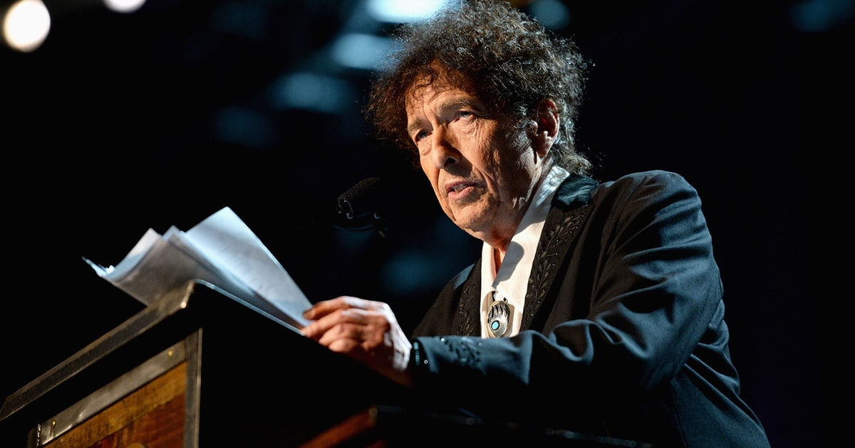 Why Bob Dylan Deserves His Nobel Prize - Rolling Stone