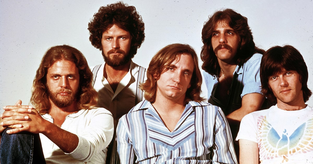 Image result for musical group eagles in 1976