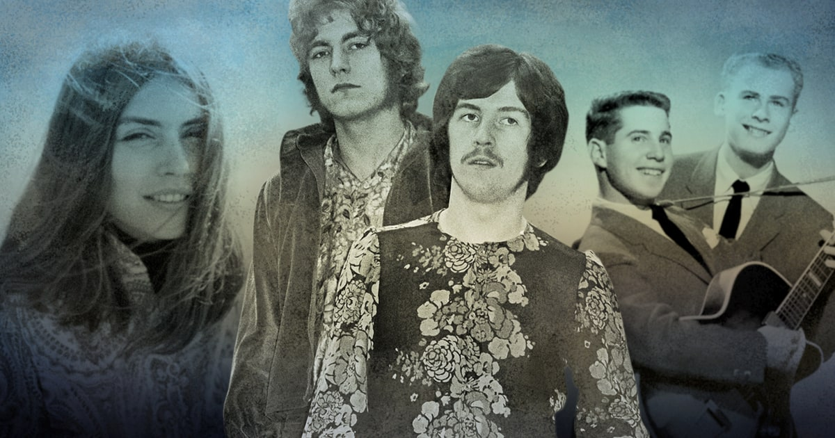 Music Related Wallpapers Group 86: 30 Fascinating Early Bands Of Future Music Legends