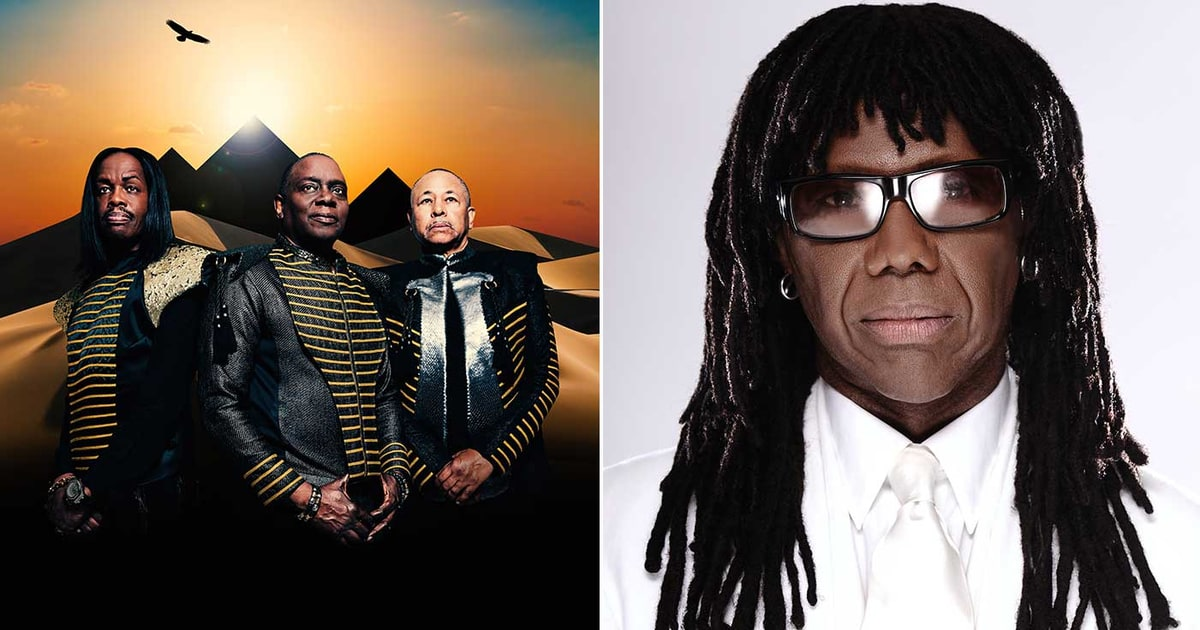 Earth Wind And Fire Chic Tour Reviews